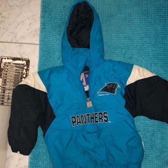 quality design f2232 bddb1 Youth Carolina Panthers coat